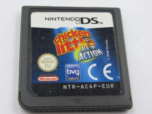 Chicken Little Ace in Action (Nintendo DS)